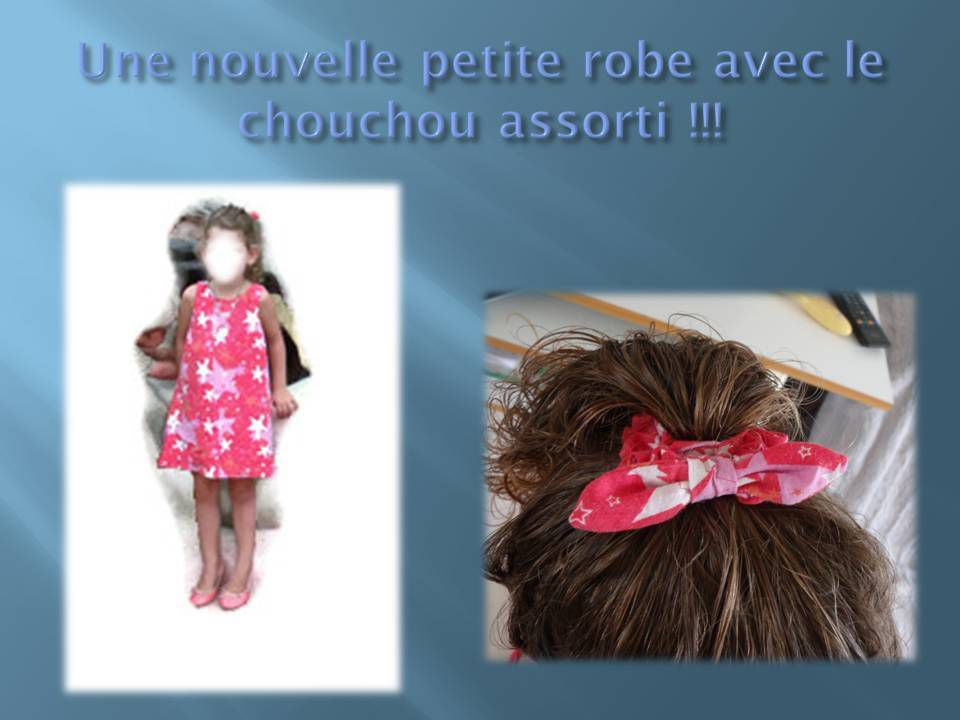 Recyclage robe adulte