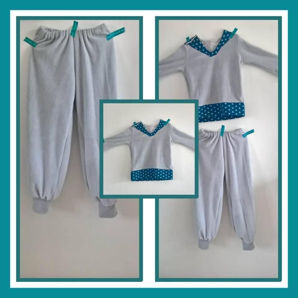 Pyjama tout doux