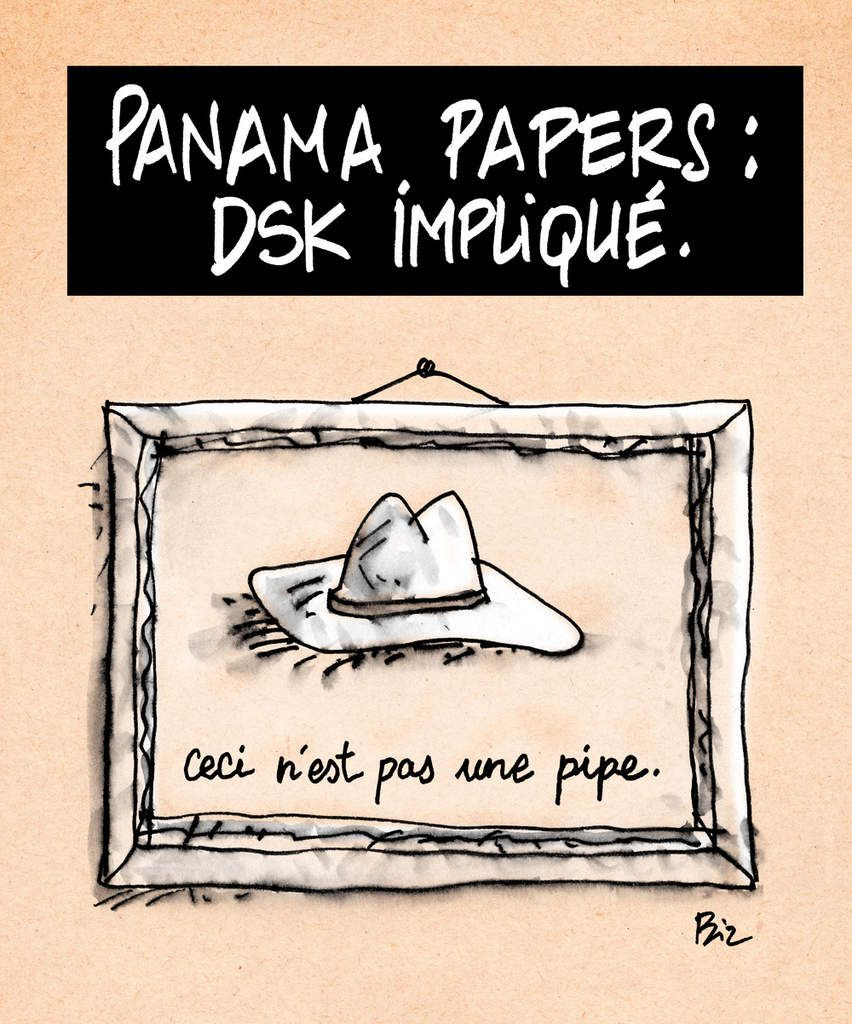 PANAMA PAPERS : LA SUITE...