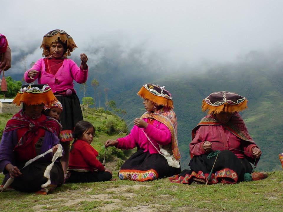 Communautés locales dans la Vallée des Incas