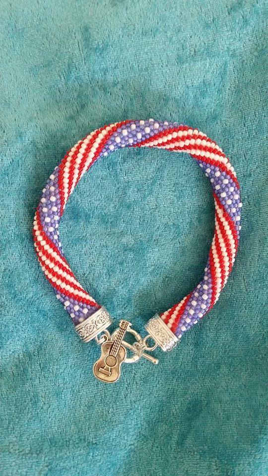 Bracelet spirale &quot&#x3B;Voyage&quot&#x3B;