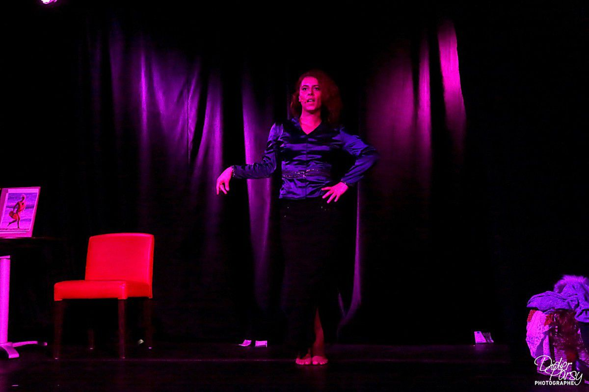 Julia Garnier : Show girl made in Hauts-de-France !