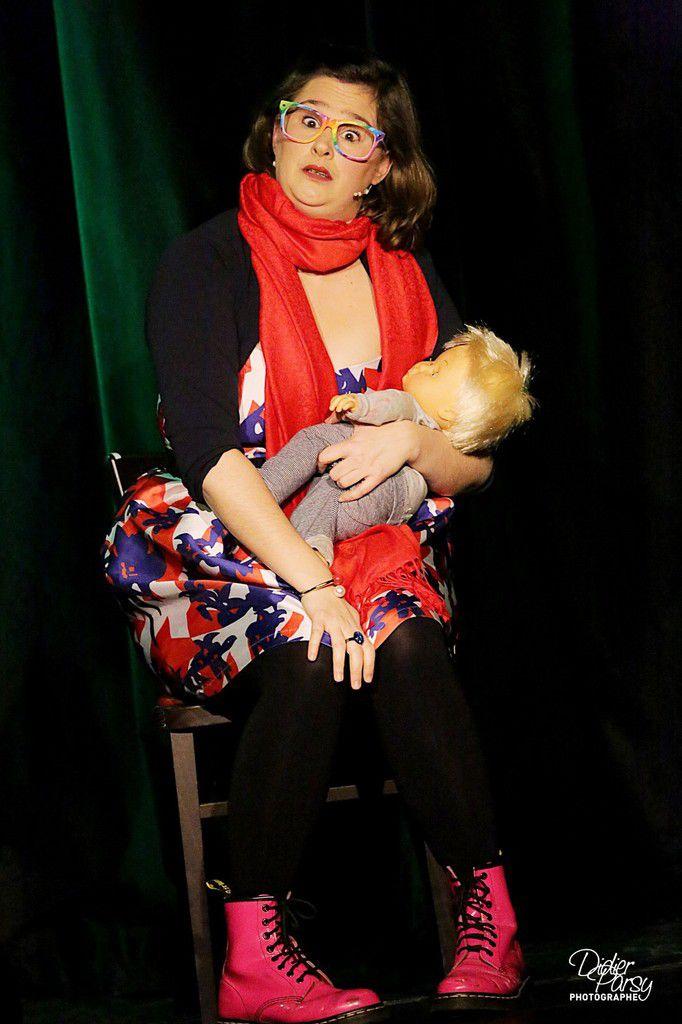 Elodie Poux a déclenché son syndrome à Lille !