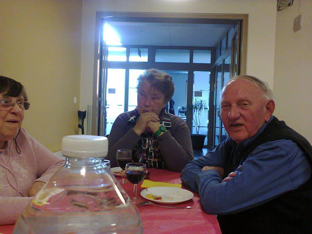 Diner entre amis le blog de gateuxrigolo for Diner chic entre amis