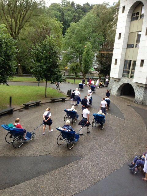 Égalité des genres hospitaliers