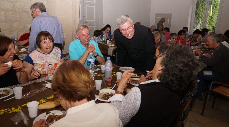Images de notre fête de famille à Tarascon