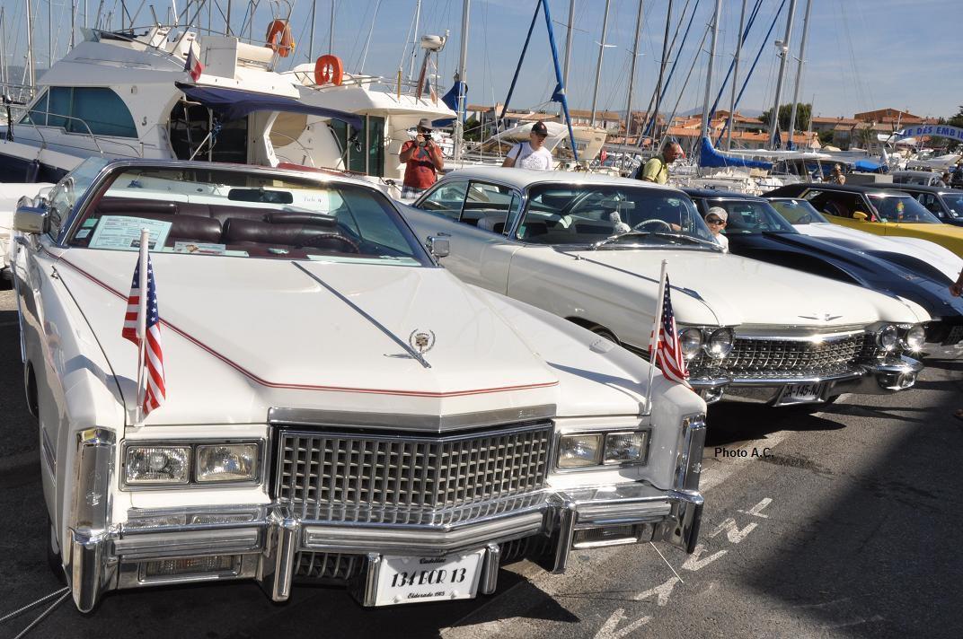 Les Cadillac reines d'une certaine époque