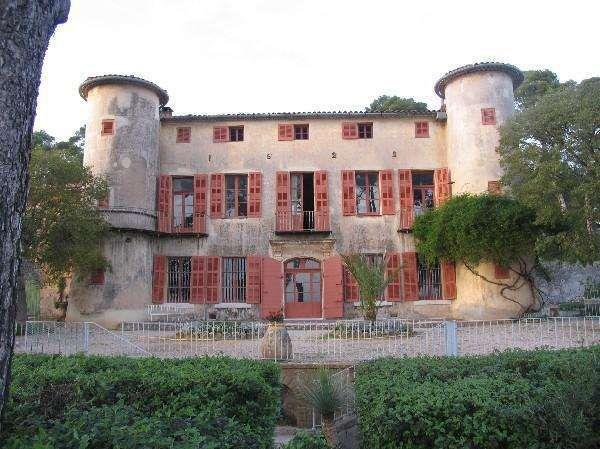 le Château de Montauban, siège du Capitaine Bonaparte en 1793