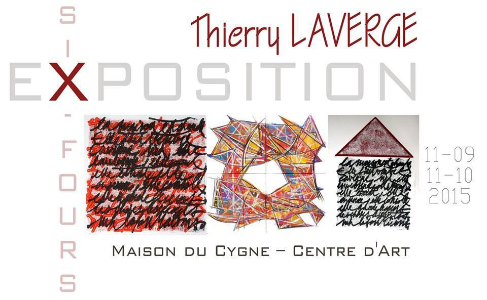 Six fours exposition maison du cygne thierry laverge for 7 a la maison saison 11