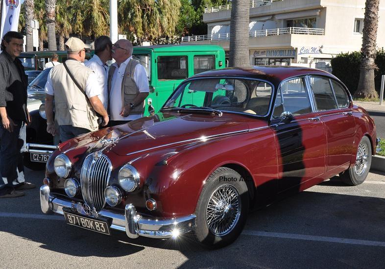 Berline Jaguar 1964