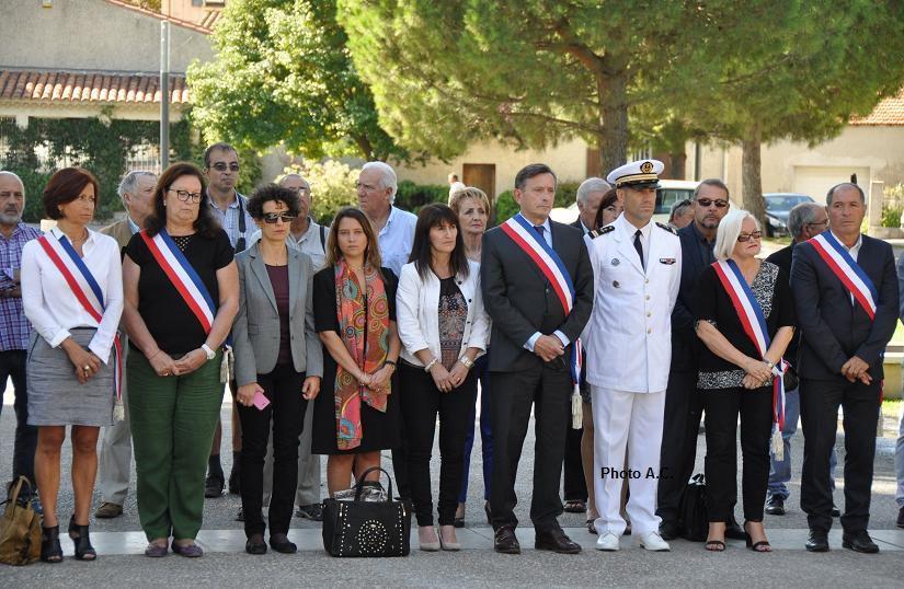 Autorités civiles et militaires ont rendu hommage aux disparus de la guerre d'Algérie, des combats du Maroc et de Tunisie