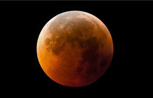 Six-Fours/Actualités : Eclipse de Lune dans la nuit du dimanche 27 au lundi 28 septembre