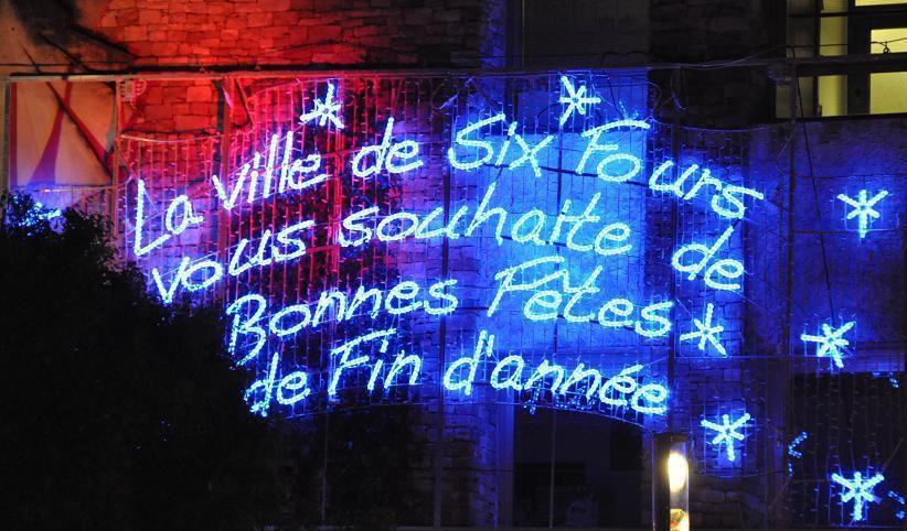 Six-Fours/Actualités/Festivités : La Magie de Noël