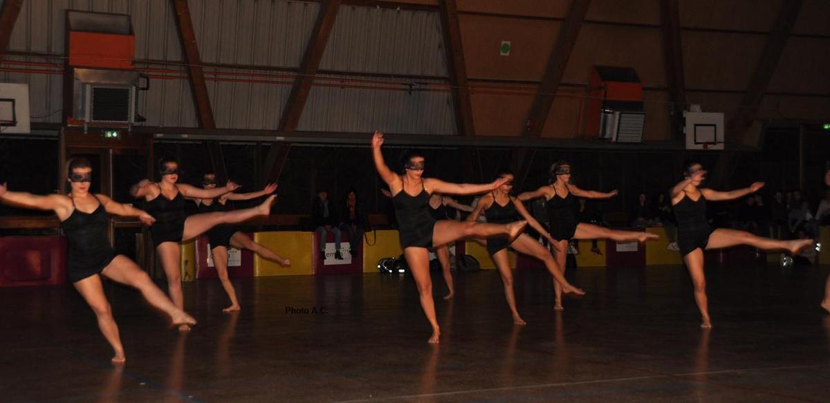 Les danseuses du Studio Jazz Intemporis