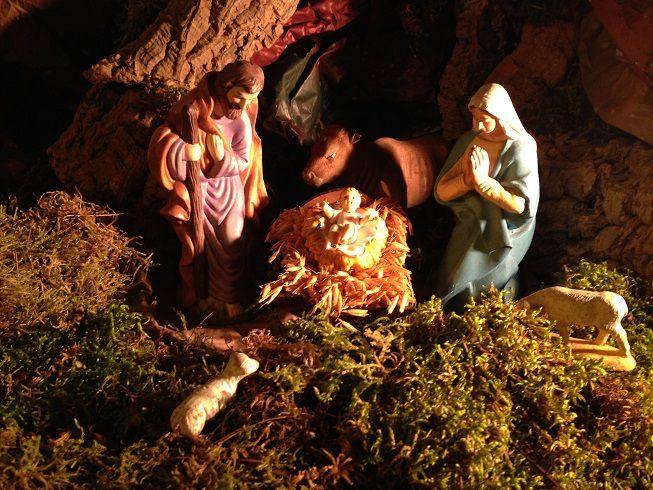 Sanary : La Nativité à Notre-Dame de la Pitié