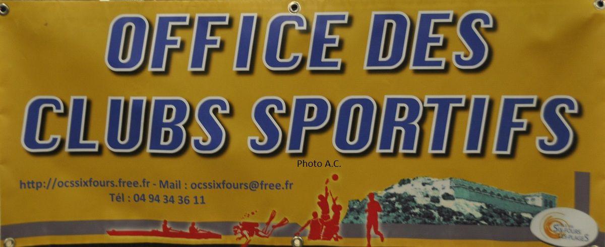 Six-Fours/Actualités/Sport/L'Office des clubs sportifs à récompensé quinze dirigeants