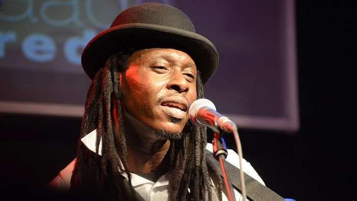 Faada Freddy, chanteur et rappeur originaire du Sénégal