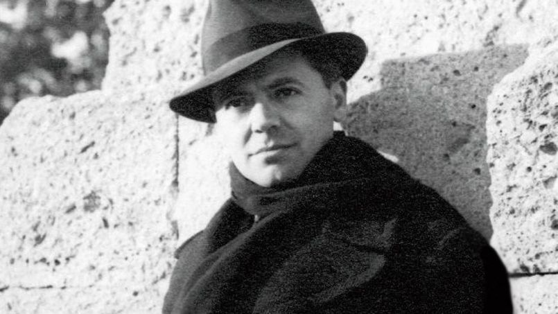 Jean Moulin, responsable du conseil national de la résistance 1899-1943