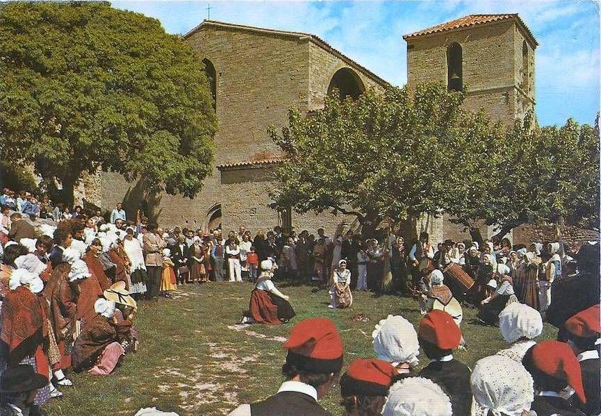 La Fête de la Saint-Pierre es Liens en 1966 (Photo Serge Sappino)