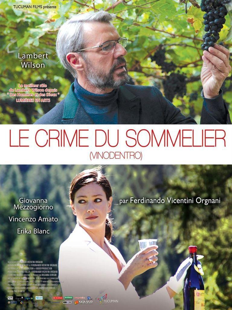"""""""Le Crime du Sommelier"""" de Fernandino Vicentini Orgnani"""