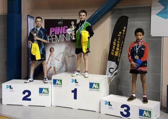 Six-Fours/Sport/Clin d'oeil à Hugo Deschamps lauréat de l'étape de Mont de Marsan du Critérium National