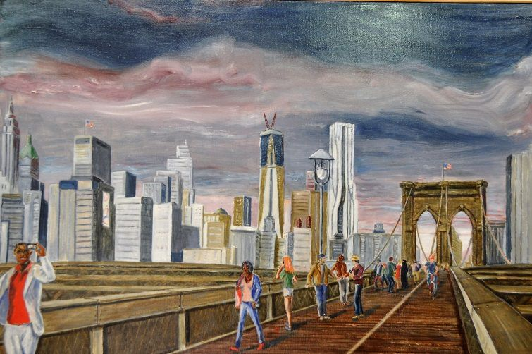 """Brooklin Bridge"""