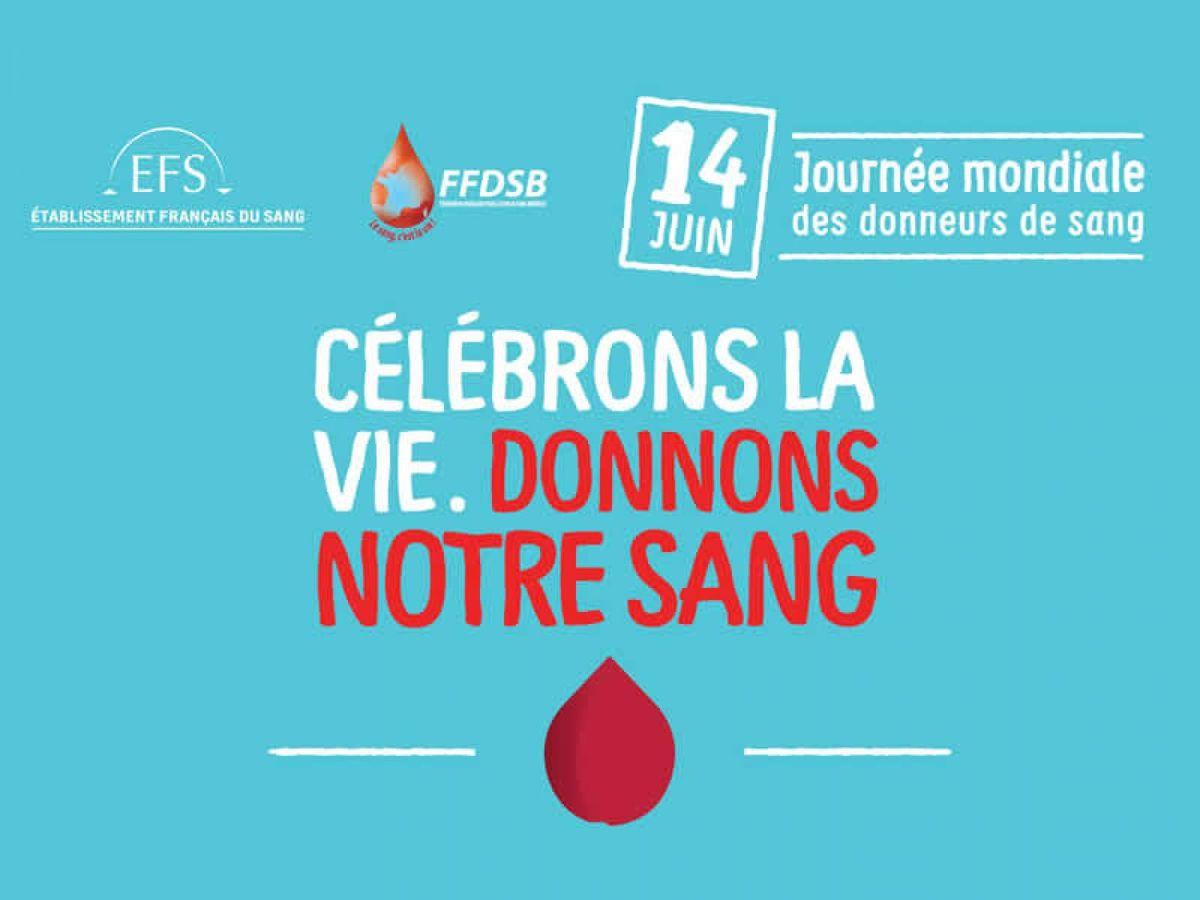 Pour sauver des vies, donnons du sang