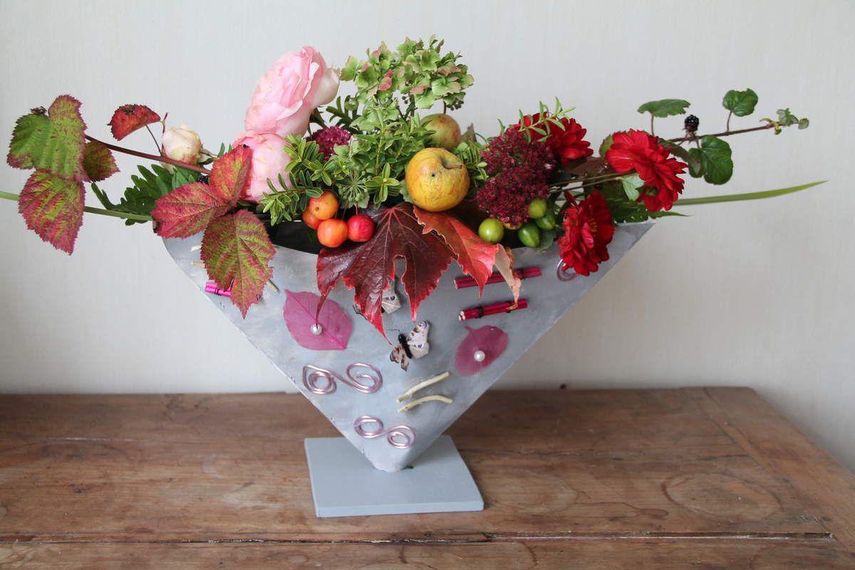 Bouquet d 39 automne loisirs de laurence - Bouquet d automne ...