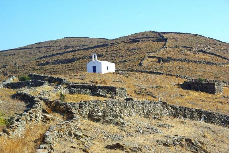 CYCLADES  de Kilada à Amorgos