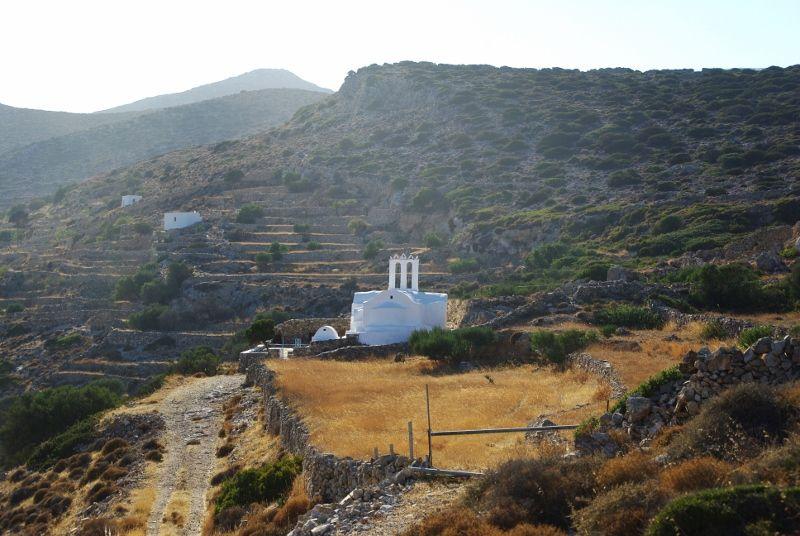 CYCLADES     Amorgos - Milos