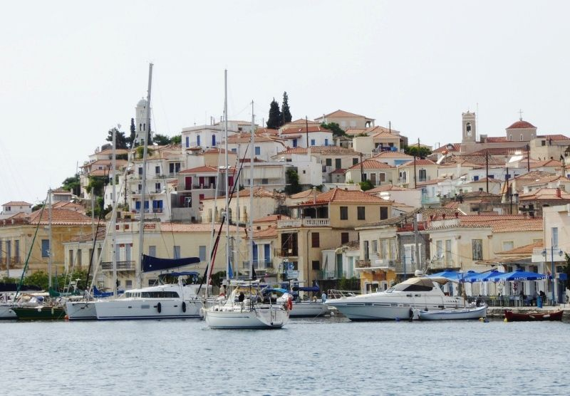 de Kilada  a Mytilene