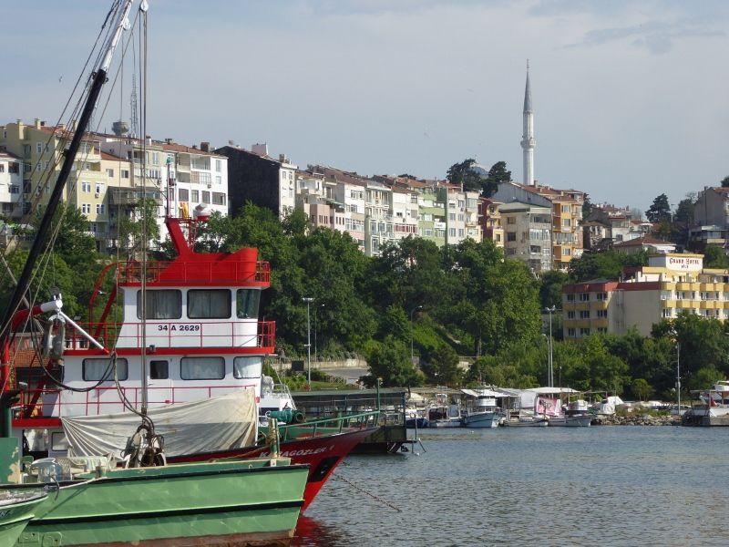 MER NOIRE de Istanbul à Sinop