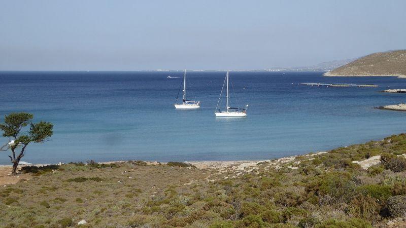 de Pserimos à Samos  photos