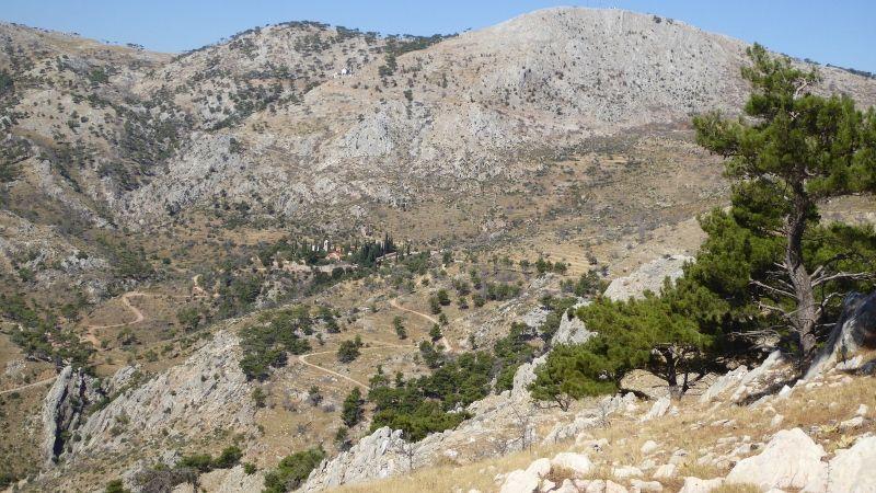 de Samos à Lesbos  photos
