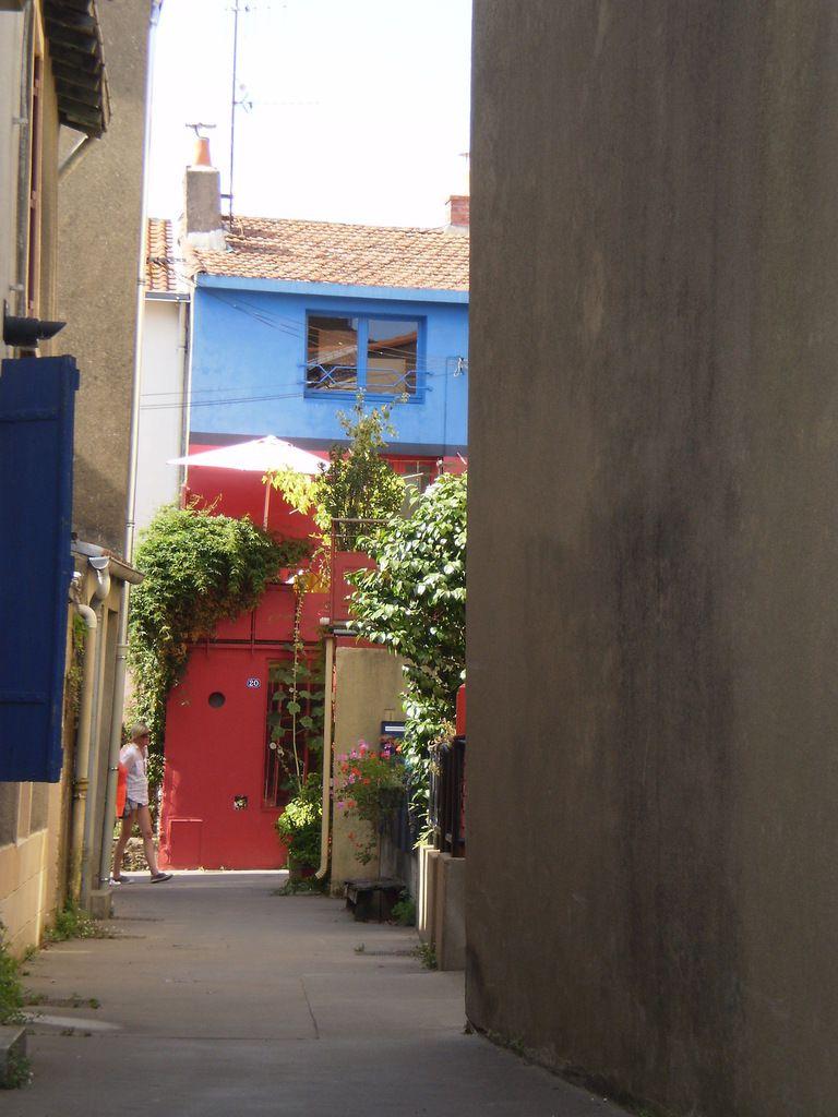 Maisons des bords de Loire
