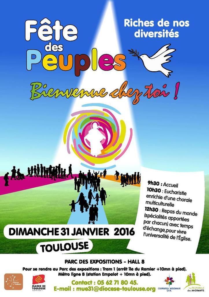 Fête des peuples 2016