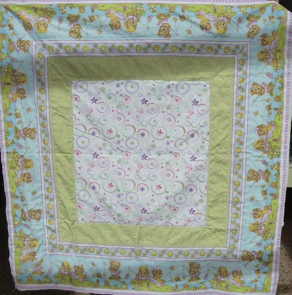 Les 2 couvertures pour bébés