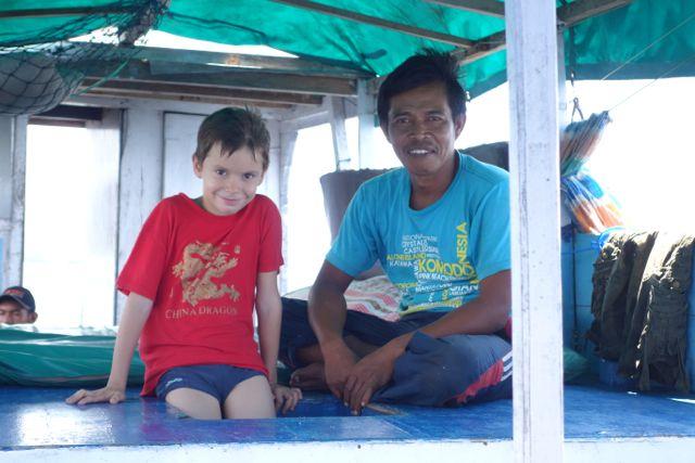 Mon tour des îles : Flores, Kanawa et Nusa Lembongan