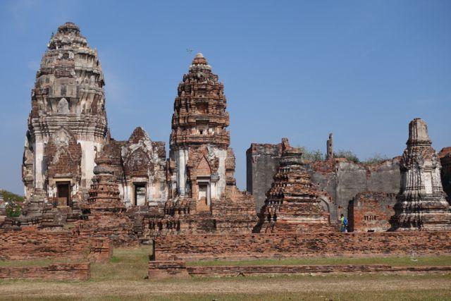 Lop Buri, une ville de temples