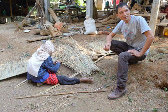 A la rencontre des ethnies montagnardes