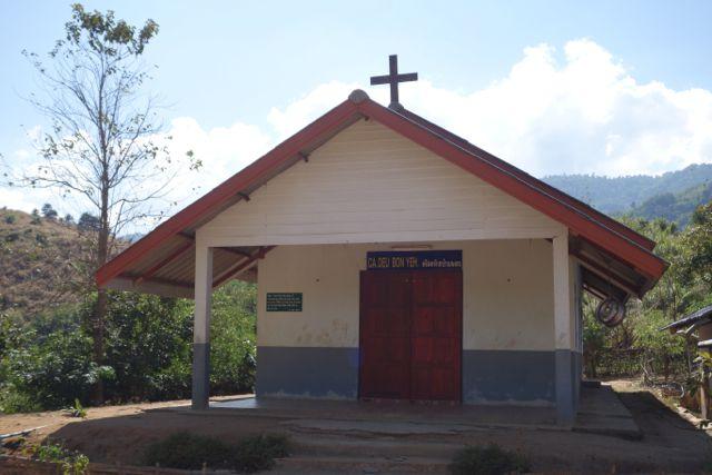 Eglise protestante Lahu