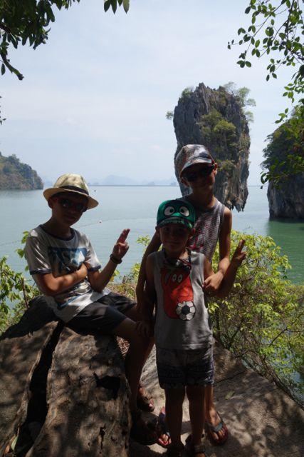 Halte à Phang Nga
