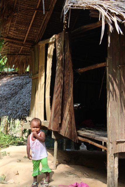 La technique pour faire du feu chez les Orang Asli