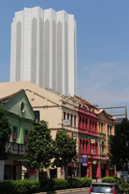Le petit chaperon rouge à Kuala Lumpur