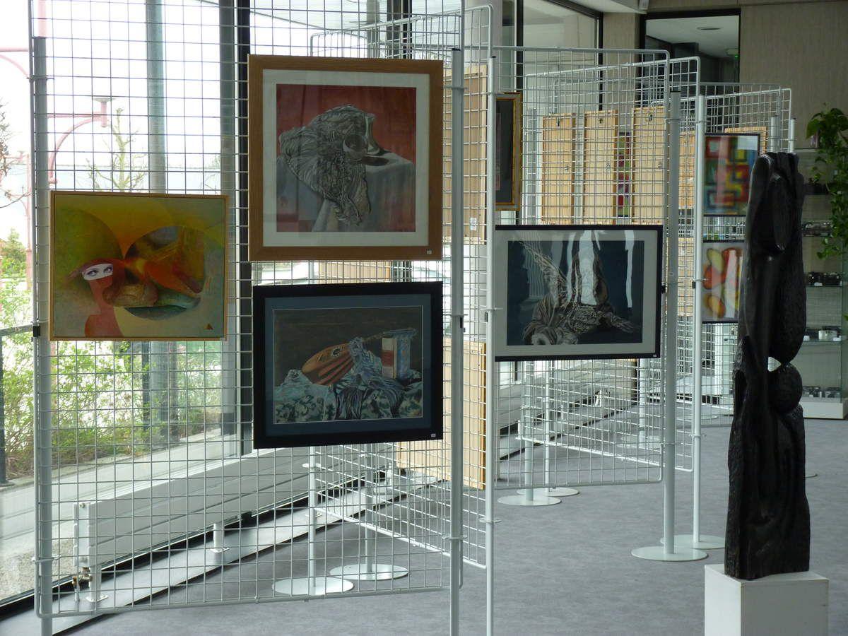 Quelques photos de l exposition de fevrier