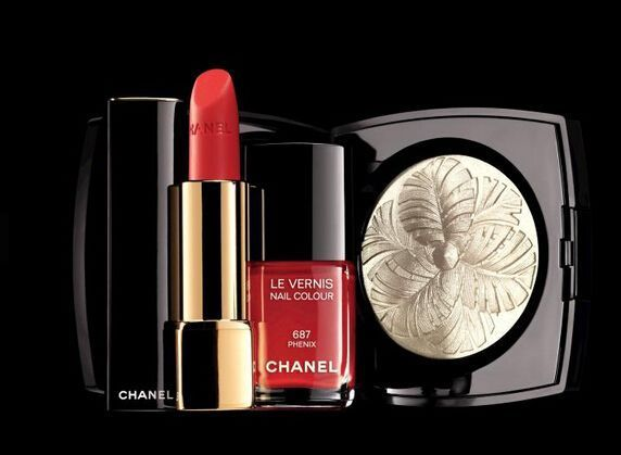 chanel dior yves rocher