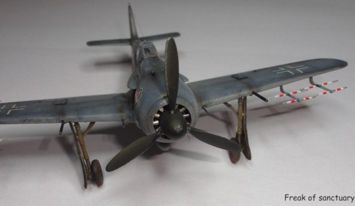 Focke-Wulf Fw 190 A8/R11 - Revell Promodeler - 1/72