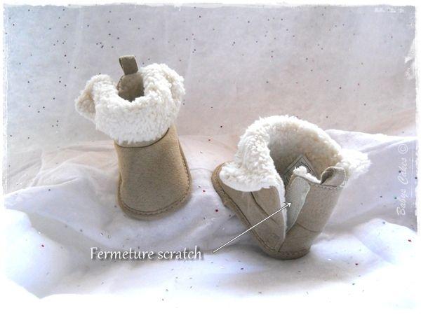 Cadeau de naissance hiver