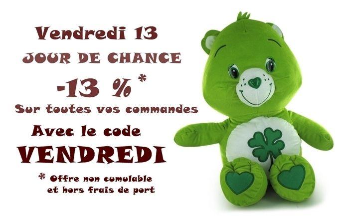 Vendredi -13 % sur www.babyscakes.fr
