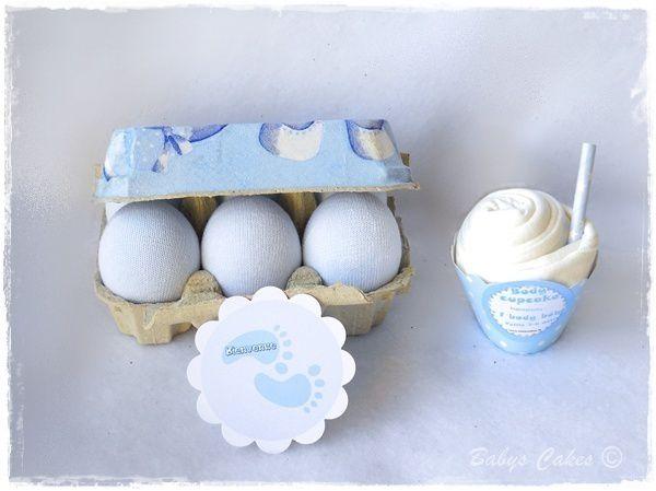 0668f367a95 Cadeau bébé oeufs de Pâques - Babys Cakes Cadeaux